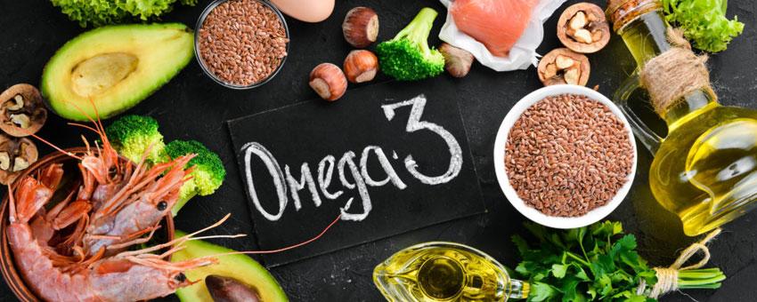 Consommer des aliments riches en oméga 3